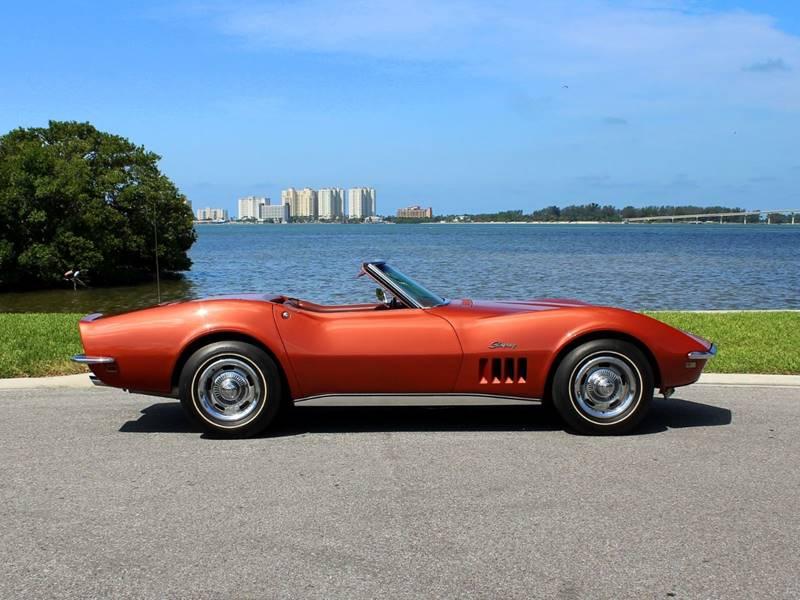 1968 Chevrolet Corvette 5