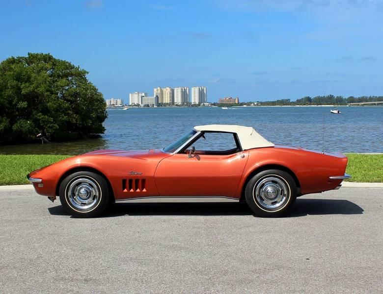 1968 Chevrolet Corvette 9