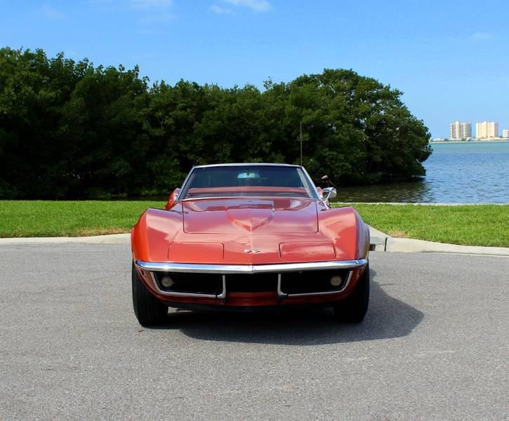 1968 Chevrolet Corvette 10