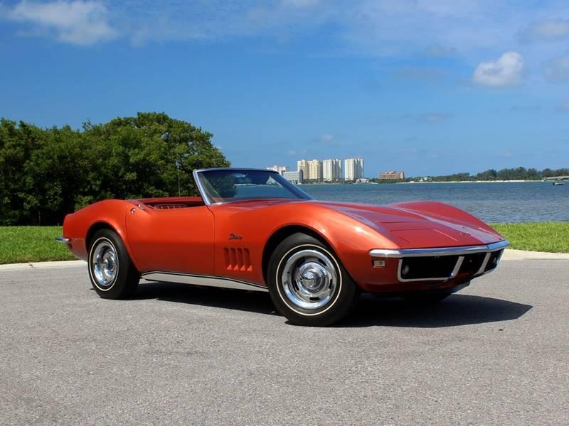 1968 Chevrolet Corvette 11