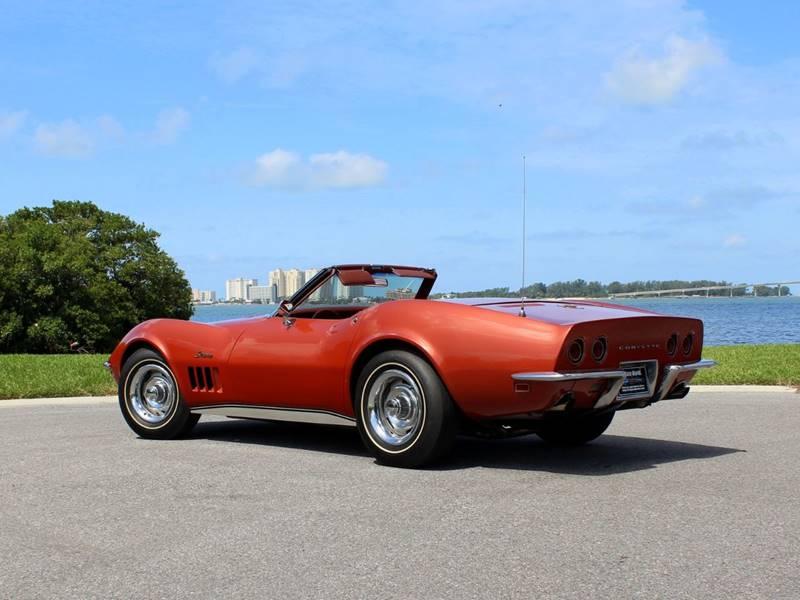 1968 Chevrolet Corvette 13