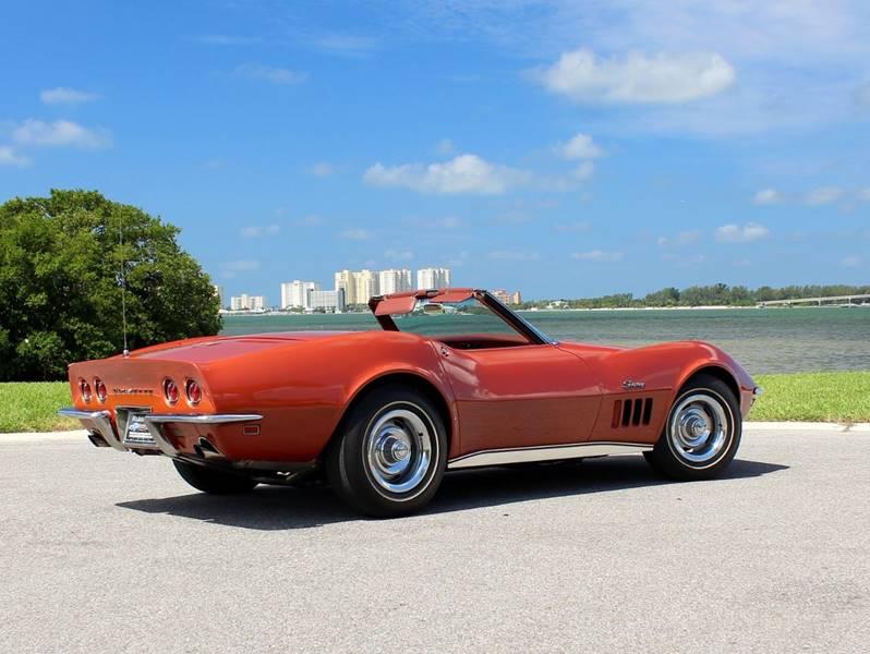 1968 Chevrolet Corvette 14