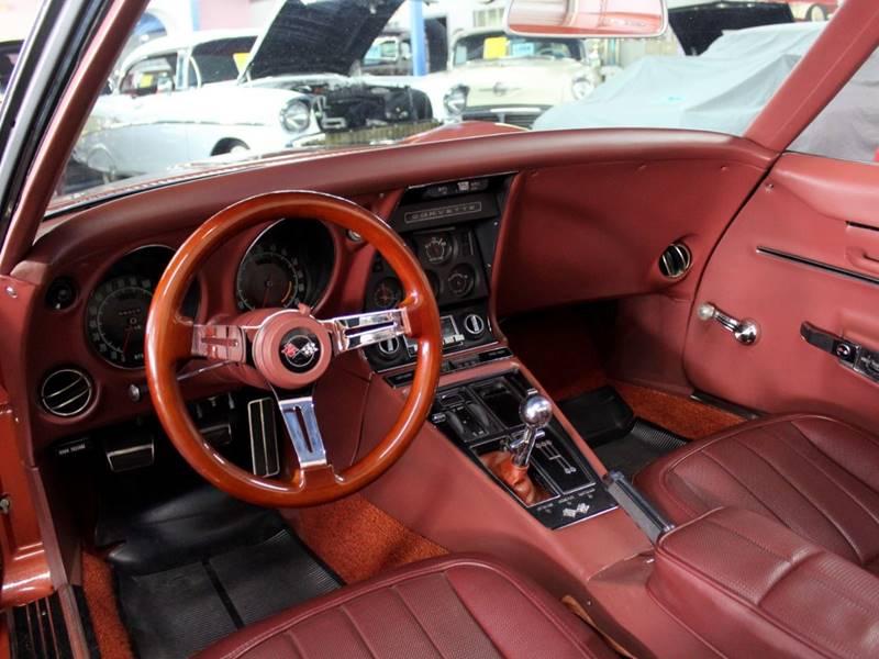 1968 Chevrolet Corvette 16
