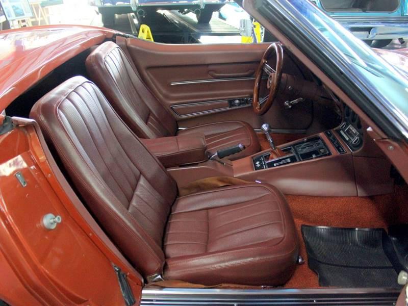 1968 Chevrolet Corvette 17