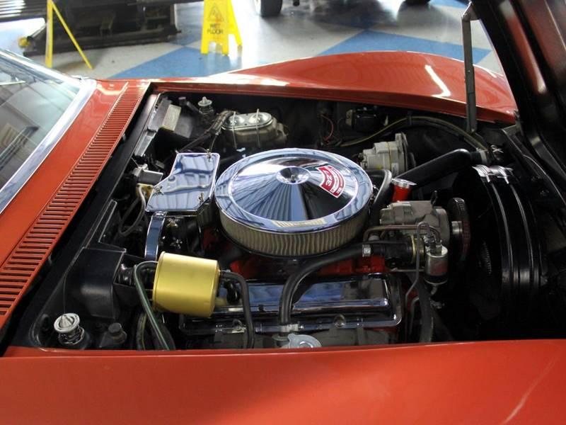 1968 Chevrolet Corvette 19