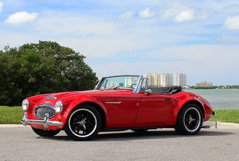 1960 Austin-Healey 3000 MKIII Replica for sale in Clearwater, FL