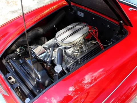 1960 Austin-Healey 3000 MKIII Replica