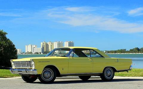 1965 Ford Galaxie 500 for sale in Clearwater, FL