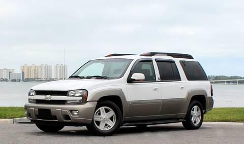 2003 Chevrolet TrailBlazer for sale at P J'S AUTO WORLD-CLASSICS in Clearwater FL