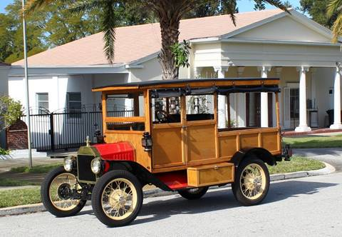 1915 Ford Model T for sale at P J'S AUTO WORLD-CLASSICS in Clearwater FL
