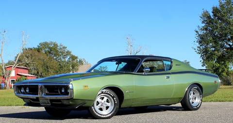 1971 Dodge Charger for sale at P J'S AUTO WORLD-CLASSICS in Clearwater FL