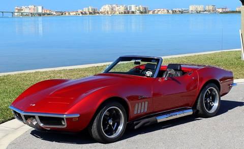 1969 Chevrolet Corvette for sale at P J'S AUTO WORLD-CLASSICS in Clearwater FL