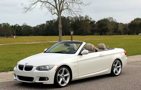 2012 BMW 3 Series 335i for sale at P J'S AUTO WORLD-CLASSICS in Clearwater FL
