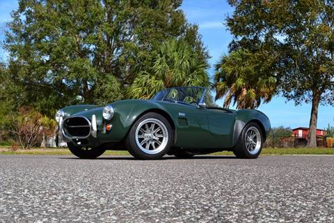 1965 Ford Cobra for sale at P J'S AUTO WORLD-CLASSICS in Clearwater FL