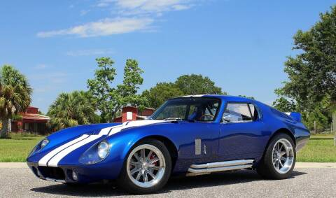 1965 Shelby Factory Five Daytona Coupe for sale at P J'S AUTO WORLD-CLASSICS in Clearwater FL