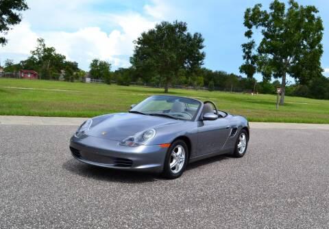 2004 Porsche Boxster for sale at P J'S AUTO WORLD-CLASSICS in Clearwater FL