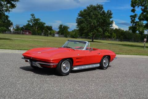 1964 Chevrolet Corvette for sale at P J'S AUTO WORLD-CLASSICS in Clearwater FL