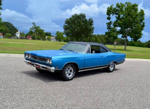 1969 Plymouth GTX for sale at P J'S AUTO WORLD-CLASSICS in Clearwater FL