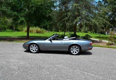 2003 Jaguar XK-Series for sale at P J'S AUTO WORLD-CLASSICS in Clearwater FL