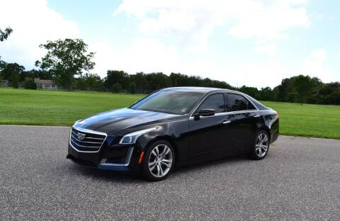 2016 Cadillac CTS for sale at P J'S AUTO WORLD-CLASSICS in Clearwater FL