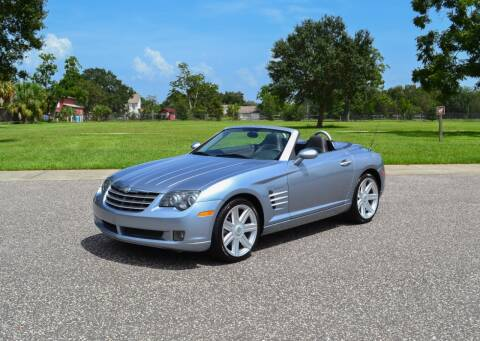2006 Chrysler Crossfire for sale at P J'S AUTO WORLD-CLASSICS in Clearwater FL