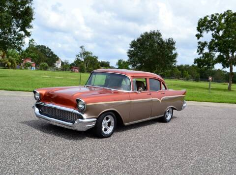 1957 Chevrolet 210 for sale at P J'S AUTO WORLD-CLASSICS in Clearwater FL