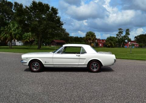 1965 Ford Mustang for sale at P J'S AUTO WORLD-CLASSICS in Clearwater FL