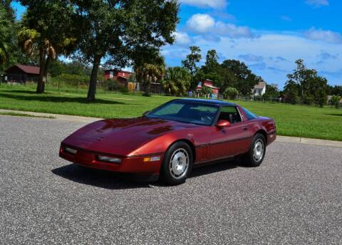 1986 Chevrolet Corvette for sale at P J'S AUTO WORLD-CLASSICS in Clearwater FL