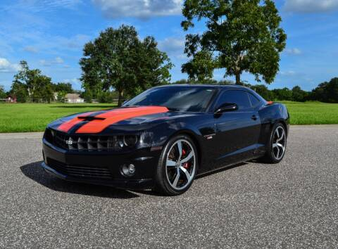 2010 Chevrolet Camaro for sale at P J'S AUTO WORLD-CLASSICS in Clearwater FL
