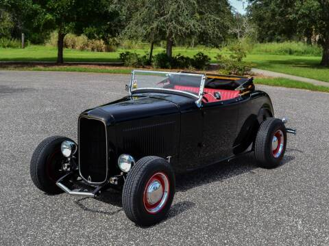 1932 Ford Street Rod for sale at P J'S AUTO WORLD-CLASSICS in Clearwater FL