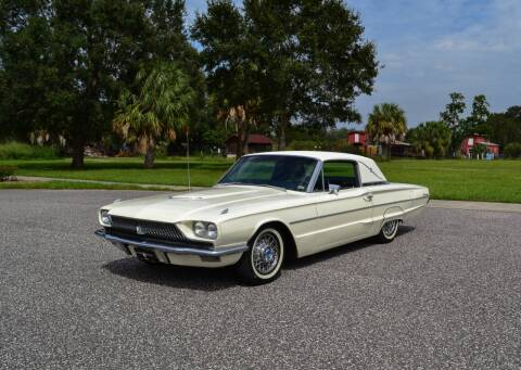 1966 Ford Thunderbird for sale at P J'S AUTO WORLD-CLASSICS in Clearwater FL