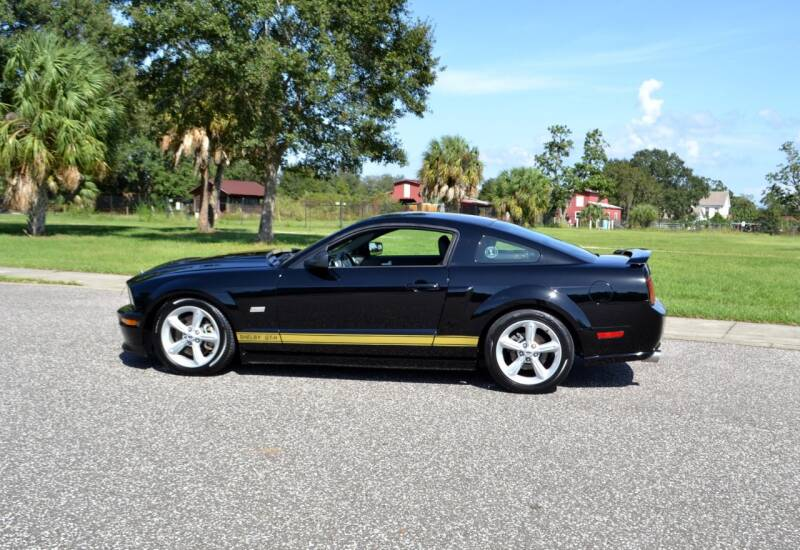 2006 Ford Mustang for sale at P J'S AUTO WORLD-CLASSICS in Clearwater FL