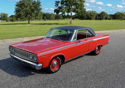 1965 Dodge Coronet for sale at P J'S AUTO WORLD-CLASSICS in Clearwater FL
