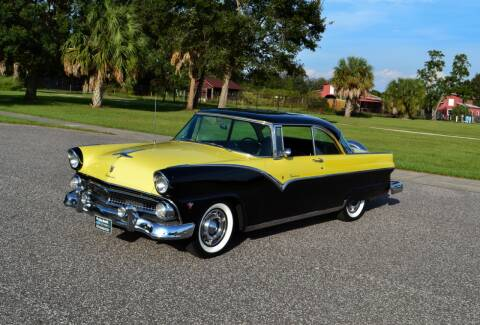 1955 Ford Victoria for sale at P J'S AUTO WORLD-CLASSICS in Clearwater FL