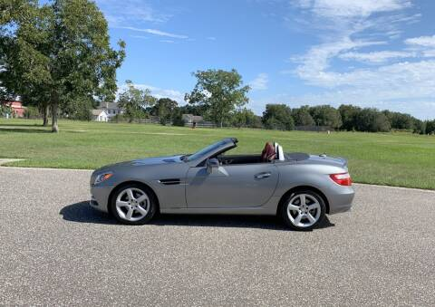 2015 Mercedes-Benz SLK for sale at P J'S AUTO WORLD-CLASSICS in Clearwater FL