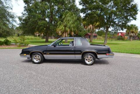 1986 Oldsmobile 442 for sale at P J'S AUTO WORLD-CLASSICS in Clearwater FL