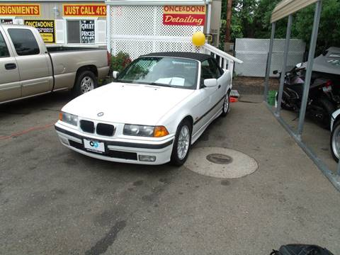 1998 BMW 3 Series for sale in Paradise, CA