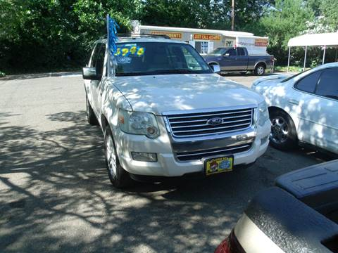 2007 Ford Explorer for sale in Paradise, CA