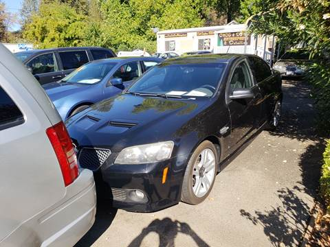 2009 Pontiac G8 for sale in Paradise, CA