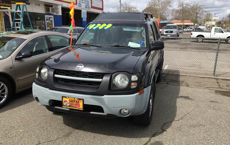 2003 nissan xterra transmission 4 speed automatic