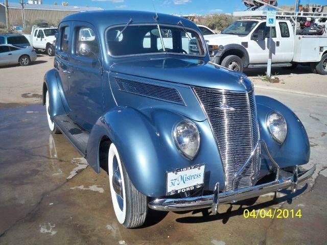 1937 Ford Fordor for sale at Samcar Inc. in Albuquerque NM