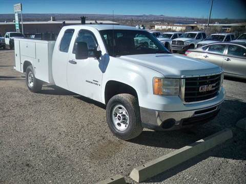 2007 GMC Sierra 2500HD for sale in Albuquerque, NM