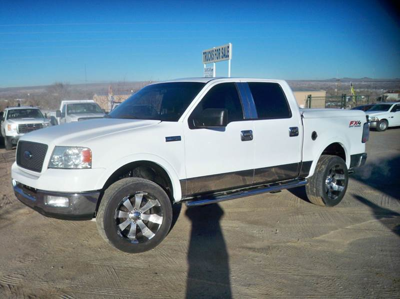 2004 Ford F-150 for sale at Samcar Inc. in Albuquerque NM