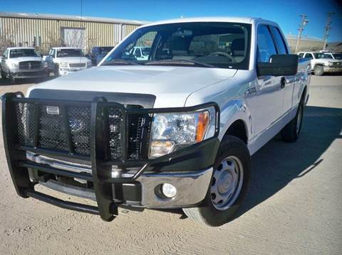 2010 Ford F-150 for sale in Albuquerque, NM