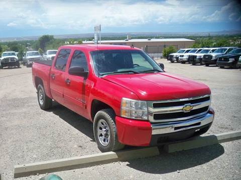 2011 Chevrolet Silverado 1500 for sale at Samcar Inc. in Albuquerque NM