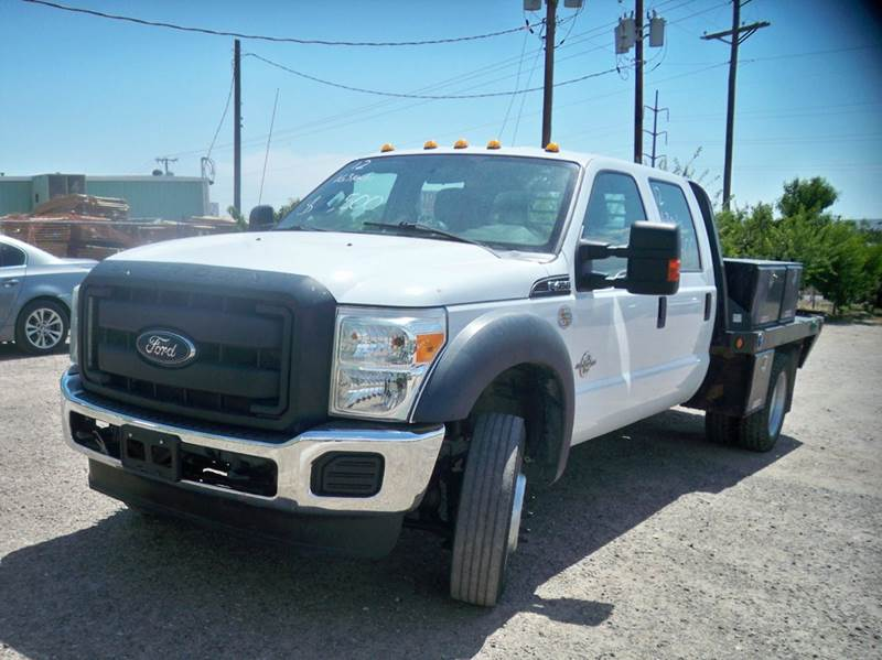 2012 Ford F-450 Super Duty for sale at Samcar Inc. in Albuquerque NM