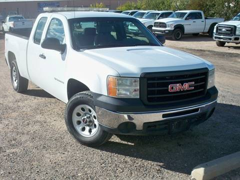 2009 GMC Sierra 1500 for sale in Albuquerque, NM