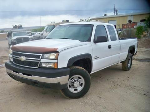 used chevrolet silverado 2500hd for sale in new mexico. Black Bedroom Furniture Sets. Home Design Ideas