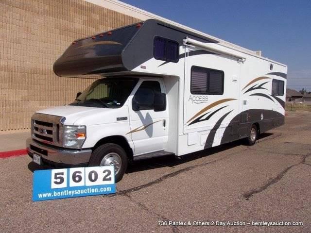 2010 Winnebago E450 for sale at Samcar Inc. in Albuquerque NM