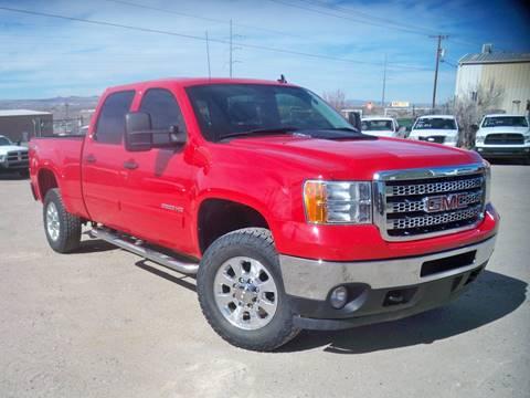 2014 GMC Sierra 2500HD for sale in Albuquerque, NM